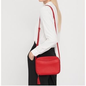 Cuyana Mini Tassel Bag
